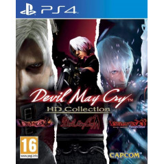 DEVIL MAY CRY HD COLLECTION PS4 UK OCCASION