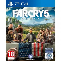 FARCRY 5 PS4 EURO FR OCCASION