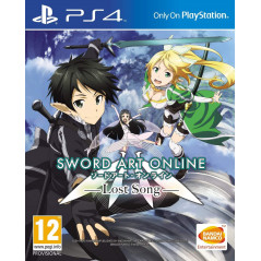 SWORD ART ONLINE LOST SONG PS4 EURO FR OCCASION