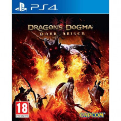 DRAGON S DOGMA DARK ARISEN PS4 EURO FR OCCASION