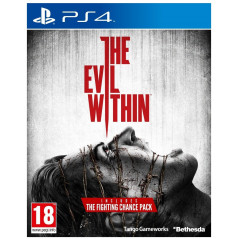 THE EVIL WITHIN PS4 UK OCCASION