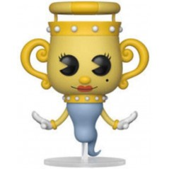 FIGURINE POP CUPHEAD LEGENDARY CHALICE EURO NEW