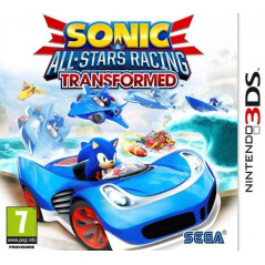 SONIC & ALL STARS RACING TRANSFORMED 3DS UK OCCASION