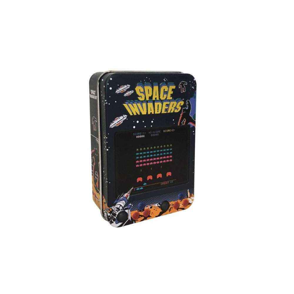CARTE A JOUER SPACE INVADERS EURO NEW