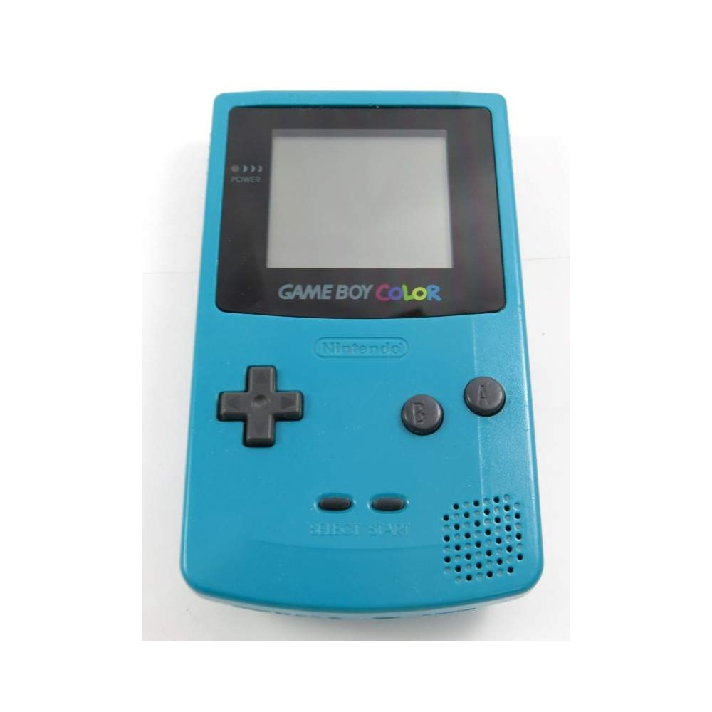 CONSOLE GAME BOY COLOR TURQUOISE OCCASION