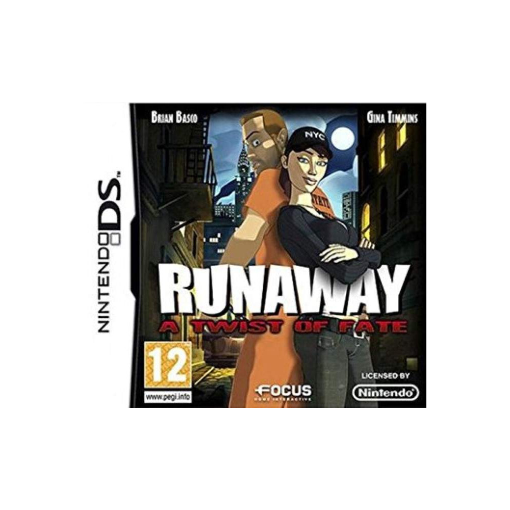 RUNAWAY A TWIST OF FATE NDS FRA OCCASION