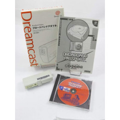 BROADBAND ADAPTER HIT-0401 DREAMCAST NTSC-JPN OCCASION