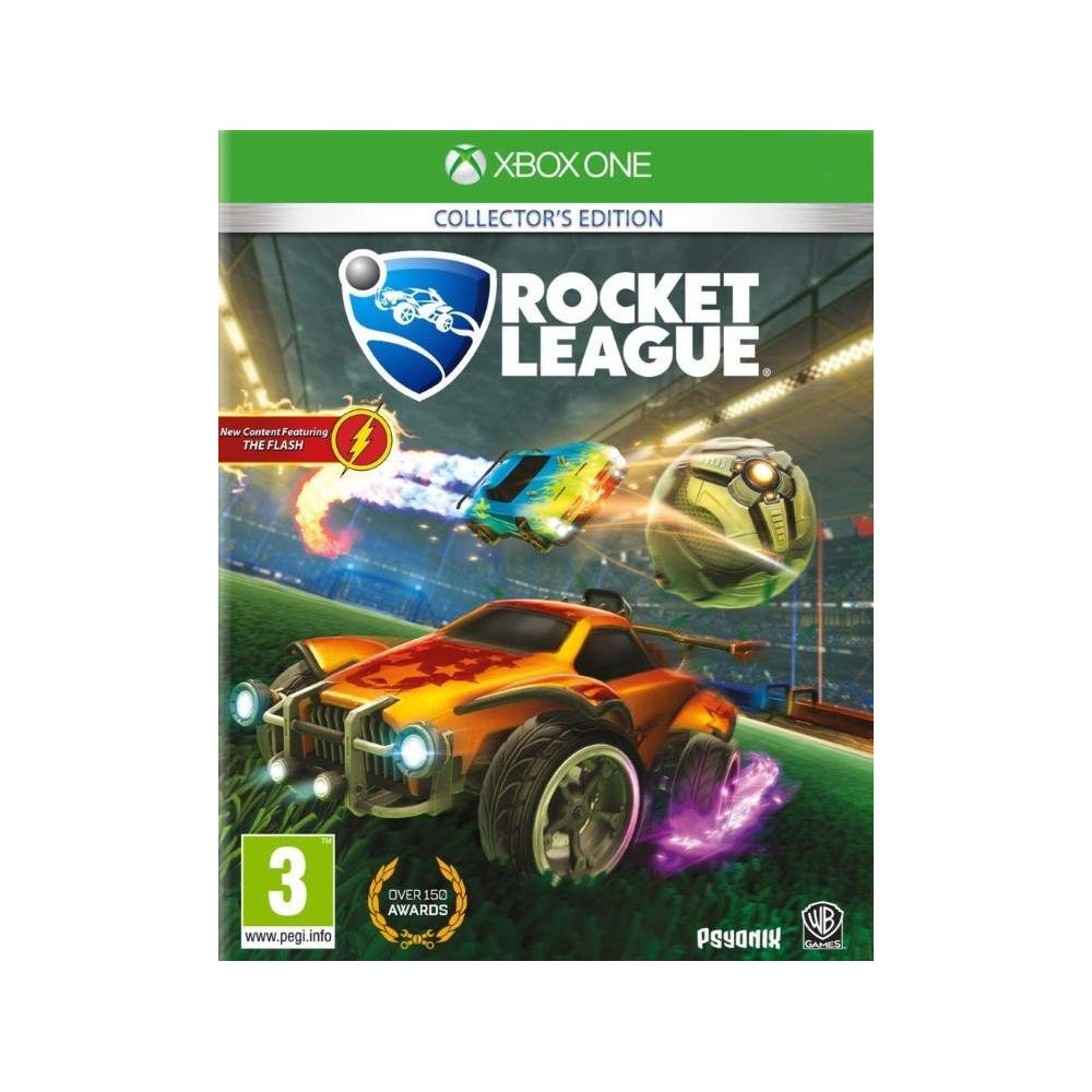 ROCKET LEAGUE XBOX ONE EURO FR NEW