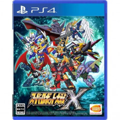 SUPER ROBOT TAISEN X PS4 JPN NEW