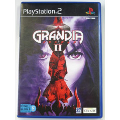 GRANDIA 2 PS2 PAL-FR OCCASION