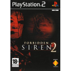 FORBIDDEN SIREN 2 PS2 PAL-FR OCCASION
