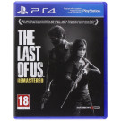THE LAST OF US PS4 CZ