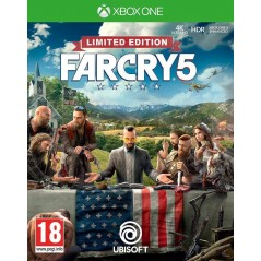 FARCRY 5 LIMITED EDITION XBOX ONE FR NEW