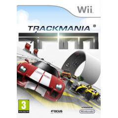 TRACKMANIA WII PAL-FR OCCASION