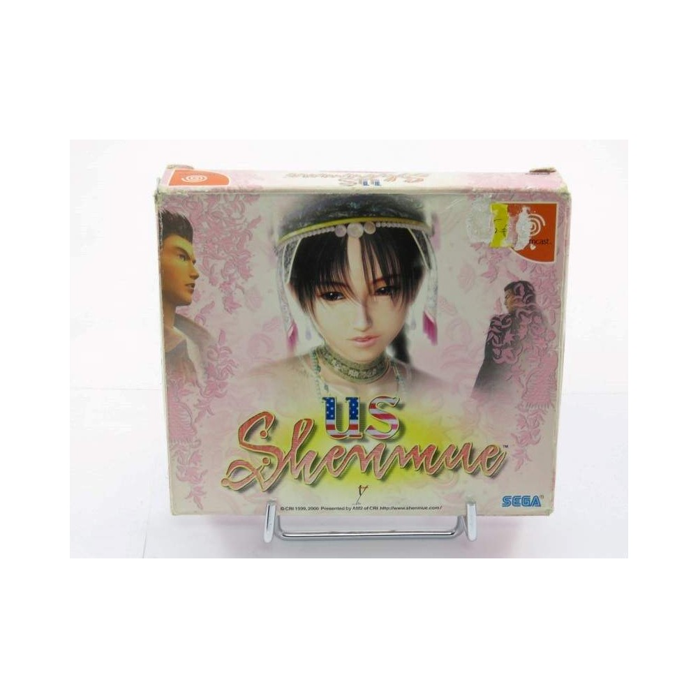 US SHENMUE DREAMCAST NTSC-JPN OCCASION