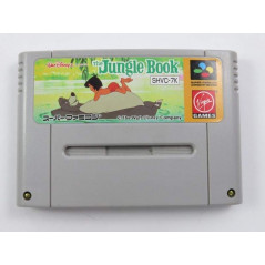 THE JUNGLE BOOK SFC NTSC-JPN LOOSE