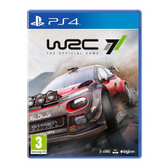 WRC 7 PS4 FR OCCASION