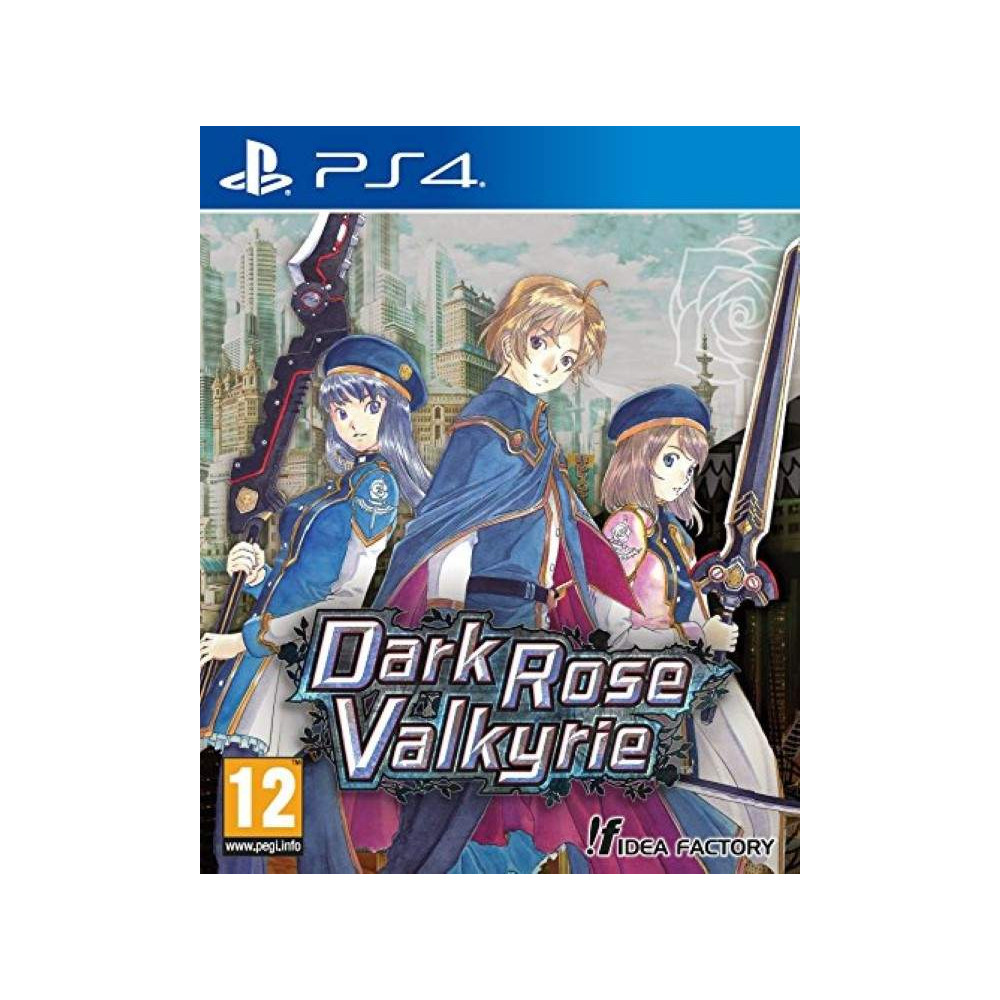 DARK ROSE VALKYRIE PS4 FR OCCASION