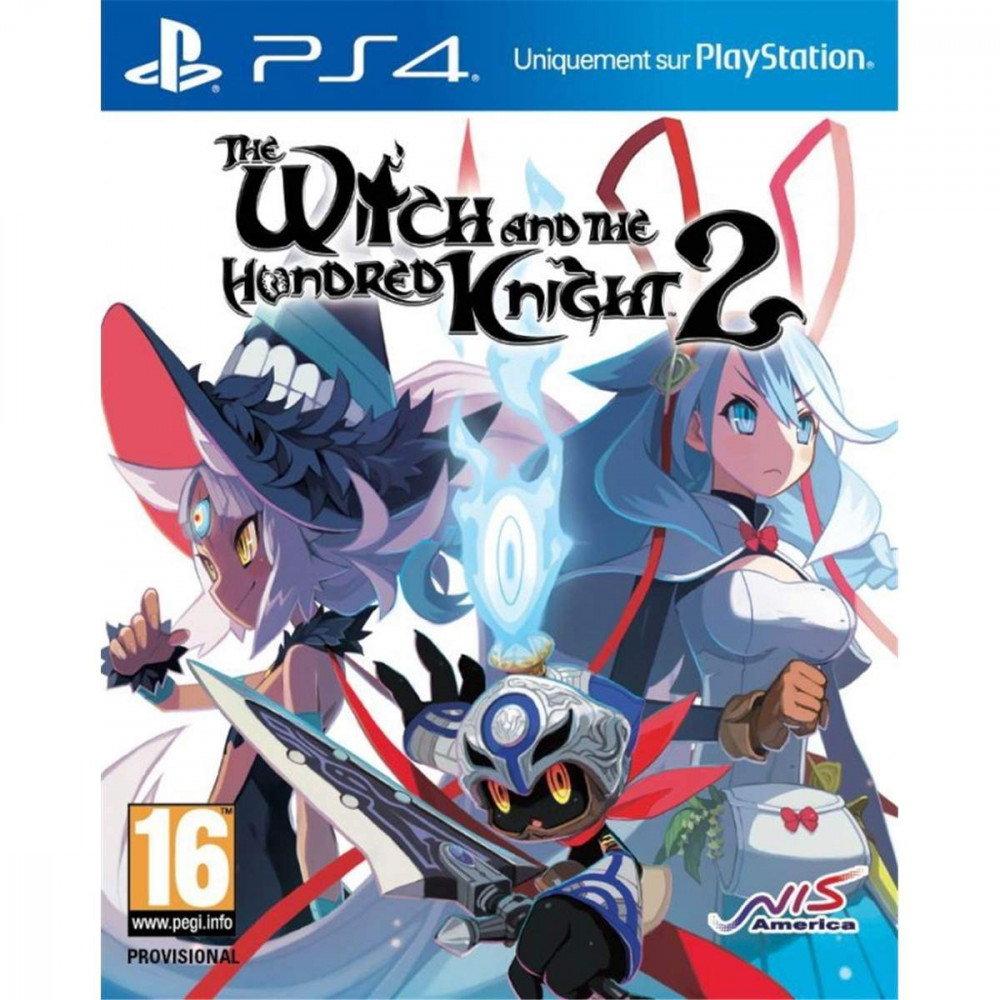 THE WITCH AND THE HUNDRED KNIGHT 2 PS4 FR OCCASION
