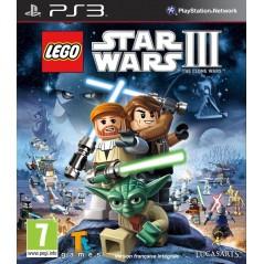 LEGO STAR WARS 3 PS3 FR