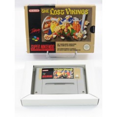 THE LOST VIKINGS SNES PAL-FAH (SANS NOTICE)