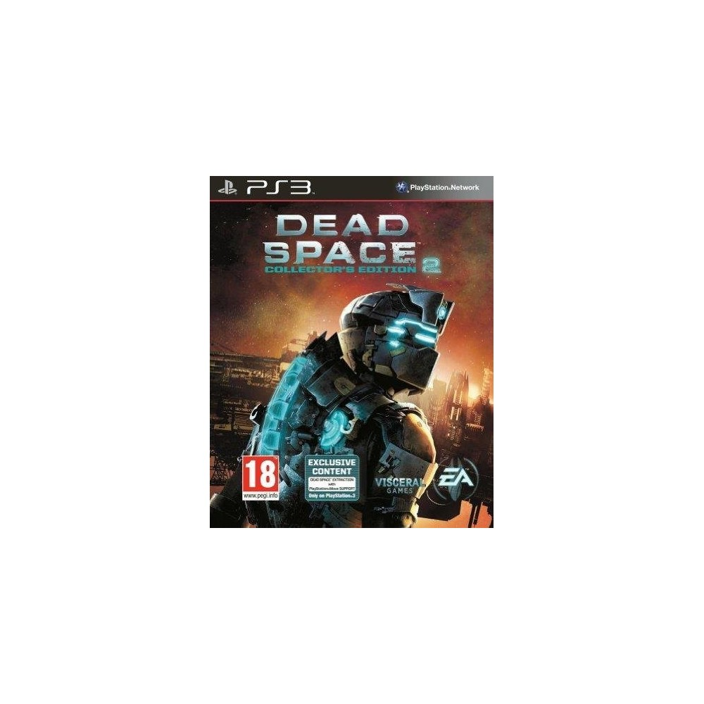 DEAD SPACE 2 COLLECTOR EDITION PS3 FR NEW