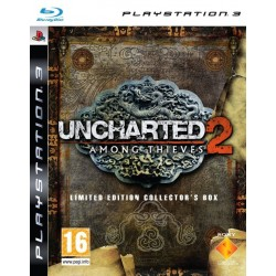 UNCHARTED 2 AMONG THIEVES VERSION COLLECTOR PS3 FR OCCASION