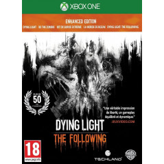 DYING LIGHT THE FOLLOWING ENHANCED EDITION XBOX ONE FR OCCASION