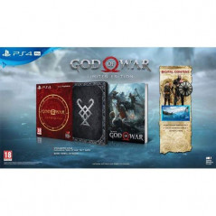 GOD OF WAR LIMITED EDITION PS4 EURO FR NEW
