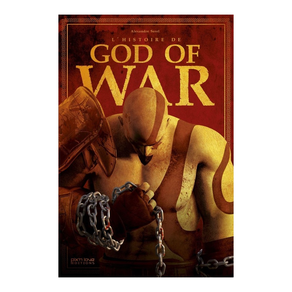 L'HISTOIRE DE GOD OF WAR FR NEW