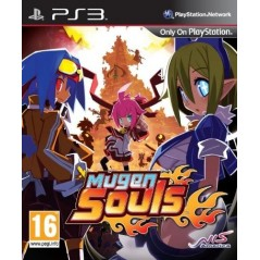 MUGEN SOULS PS3 UK NEW
