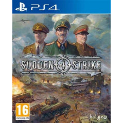 SUDDEN STRIKE 4 PS4 FR OCCASION