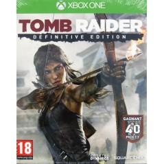 TOMB RAIDER DEFINITIVE EDITION XBOX ONE FR NEW