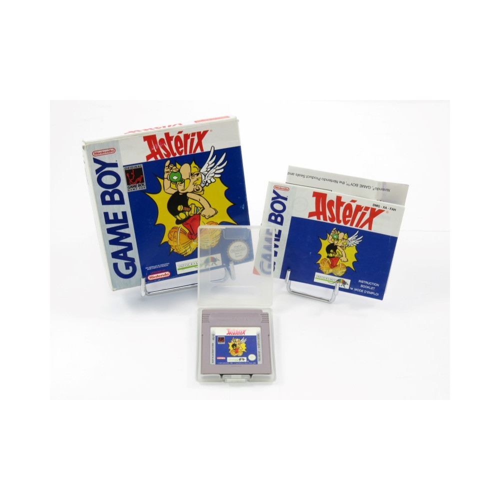 ASTERIX GAMEBOY FAH OCCASION