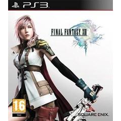 FINAL FANTASY XIII PS3 FR NEW