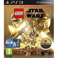 LEGO STAR WARS LE REVEIL DE LA FORCE DELUXE EDITION PS3 FR NEW