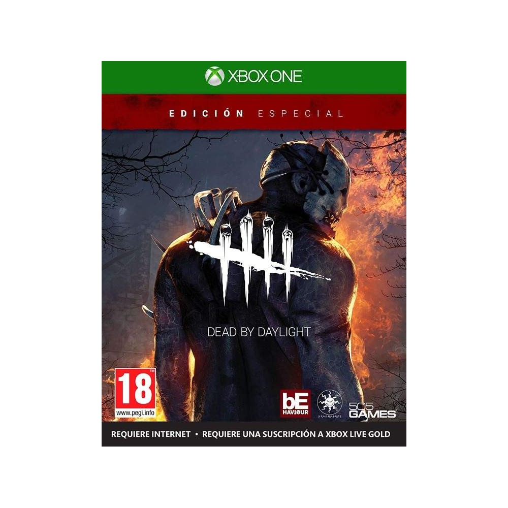 DEAD BY DAYLIGHT SPECIAL EDITION XBOX ONE UK OCCASION