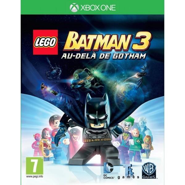 LEGO BATMAN 3 XBOX ONE EURO FR OCCASION