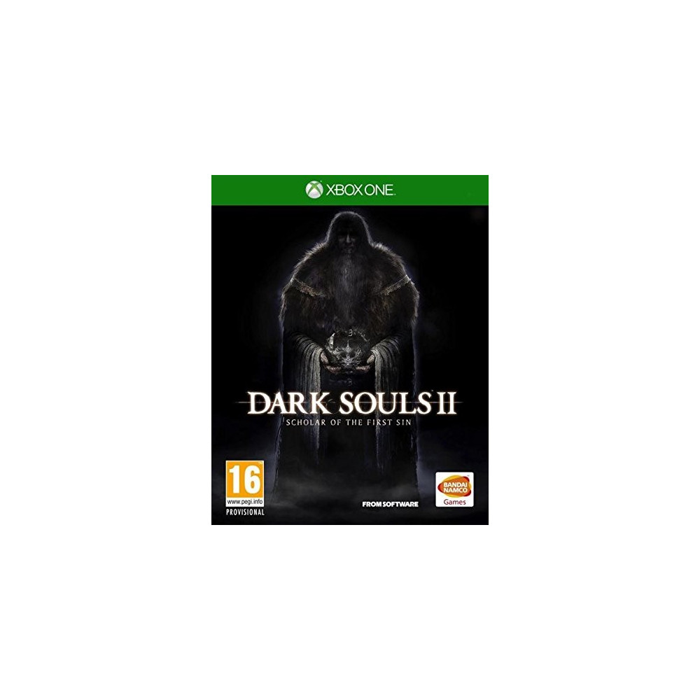 DARK SOULS II SCHOLAR OF THE FIRST SIN XBOX ONE UK OCCASION