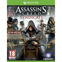 ASSASSIN S CREED SYNDICATE XBOX ONE EURO FR OCCASION