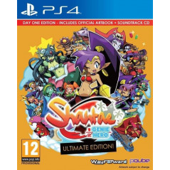 SHANTAE 1/2 GENIE HERO ULTIMATE EDITION PS4 FR NEW