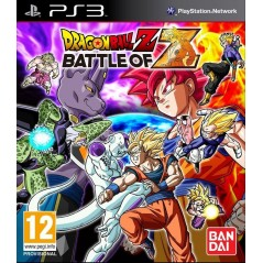 DRAGON BALL Z BATTLE OF Z PS3 FR