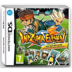 INAZUMA ELEVEN NDS FRA OCCASION