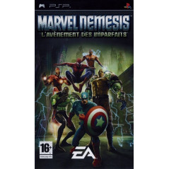 MARVEL VS NEMESIS PSP FR OCCASION