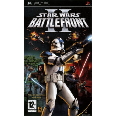 STAR WARS BATTLEFRONT 2 PSP FR OCCASION