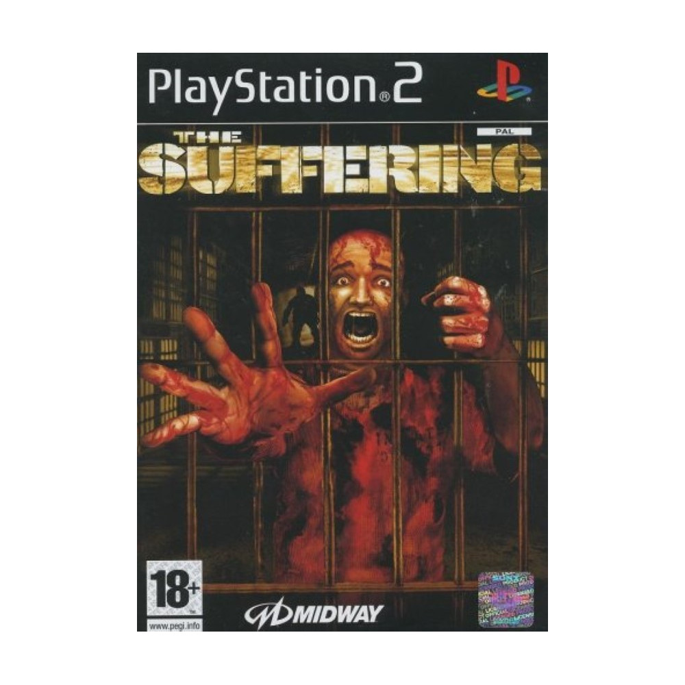 THE SUFFERING PS2 PAL-EURO OCCASION