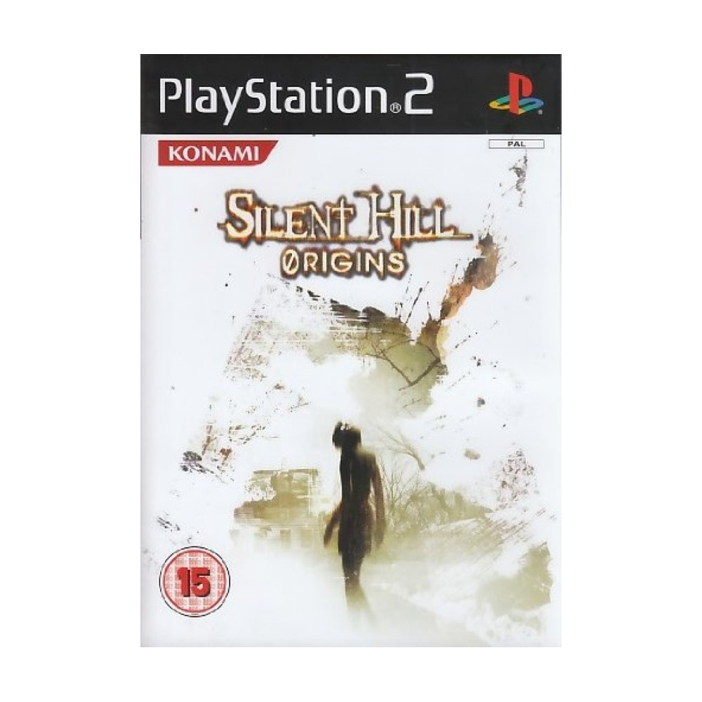 SILENT HILL ORIGINS PS2 PAL-UK OCCASION