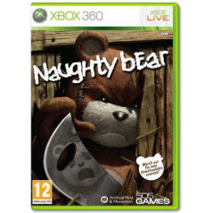NAUGHTY BEAR XBOX 360 PAL-FR OCCASION