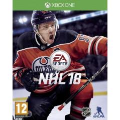 NHL 18 XBOX ONE FR OCCASION