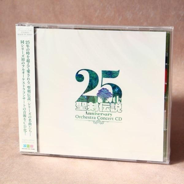 MANA SERIES (SEIKEN DENSETSU) 25TH ANNIVERSARY ORCHESTRA CONCERT CD JPN NEW